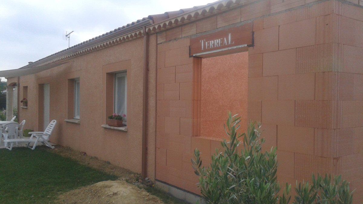 Architecte DPLG Anne-Marie Taupiac - Extension de maisons neuves