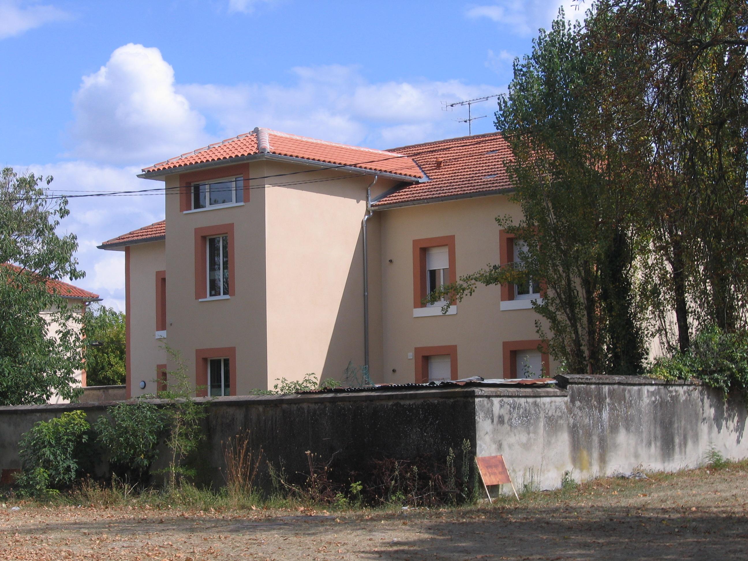 Architecte DPLG Anne-Marie Taupiac - Habitats Collectifs