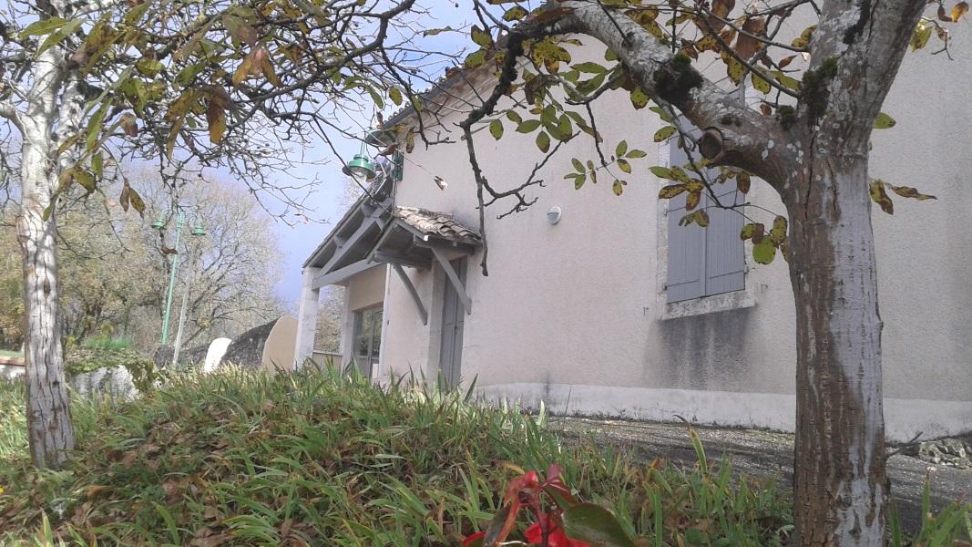 Vue 23 extension salle des fêtes de Montagudet