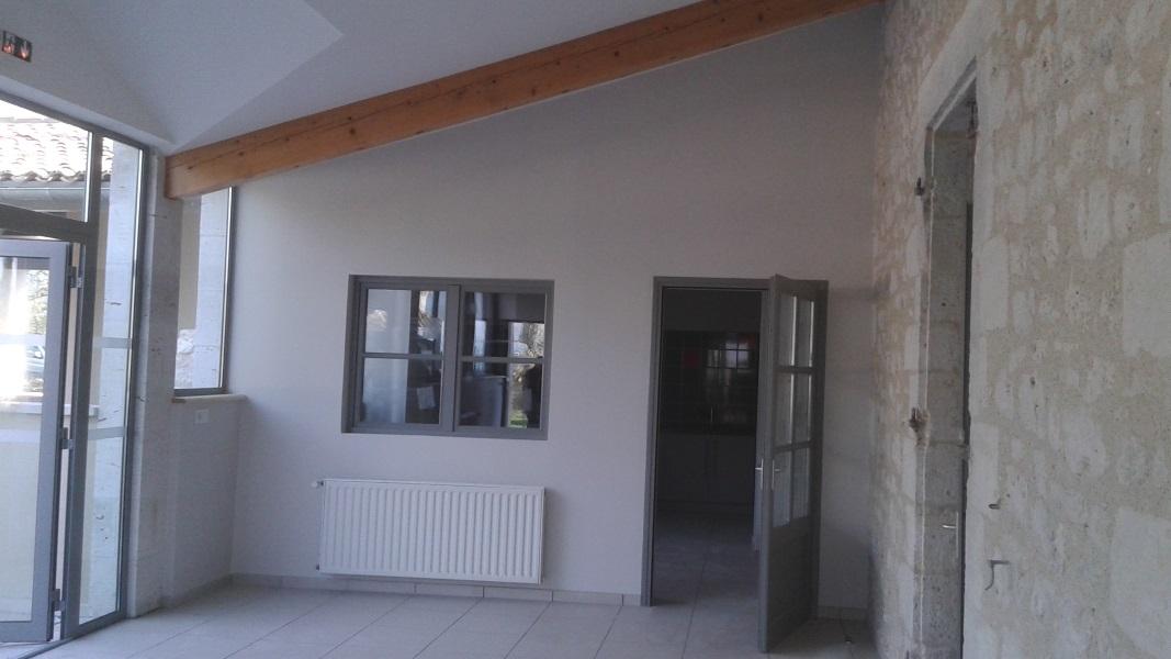Vue 3 extension salle des fêtes Montagudet