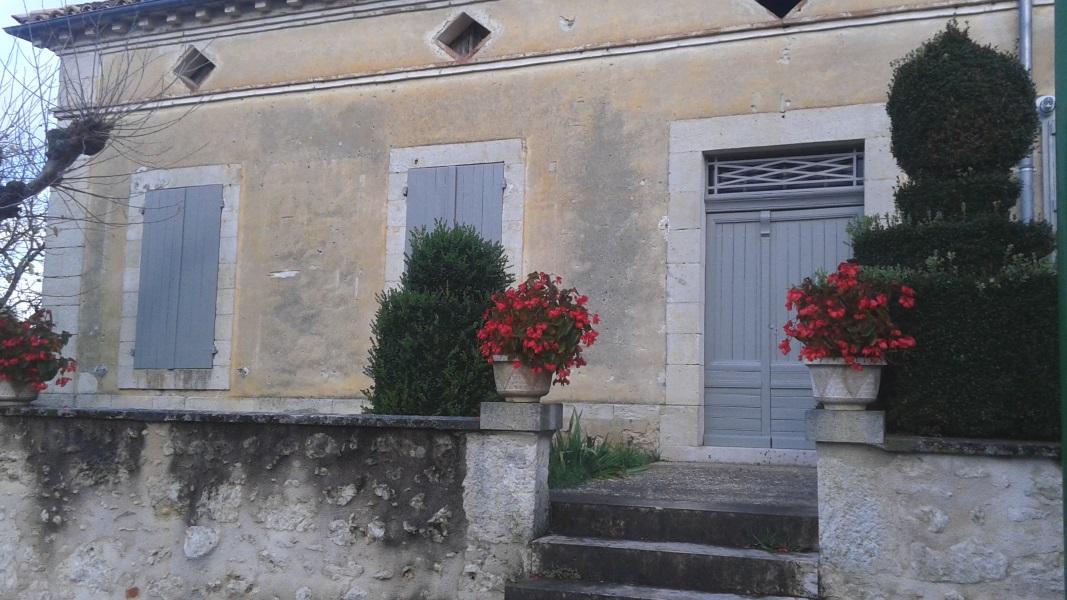 Vue 2 extension salle des fêtes Montagudet