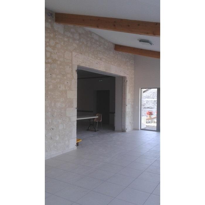 Vue 7 extension salle des fêtes Montagudet